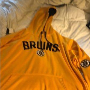 Other - Brand new Bruins sweatshirt xxl